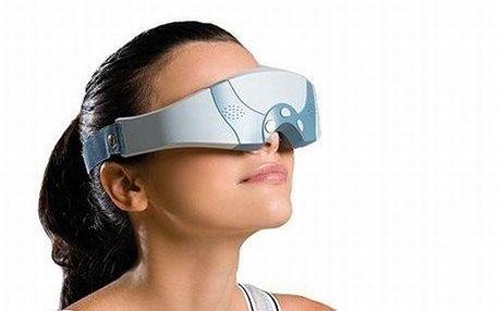 Ošetřujte si oči masážními brýlemi na magneto-vibračním principu v pohodlí domova se 60% slevou a doručením až k Vám domů