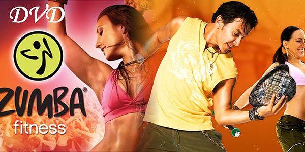 Fitness nikdy nebylo tak zábavné. Zumba je cvičení pro celé tělo. Pořiďte si nyní DVD ZUMBA FITNESS za pouhých 690Kč