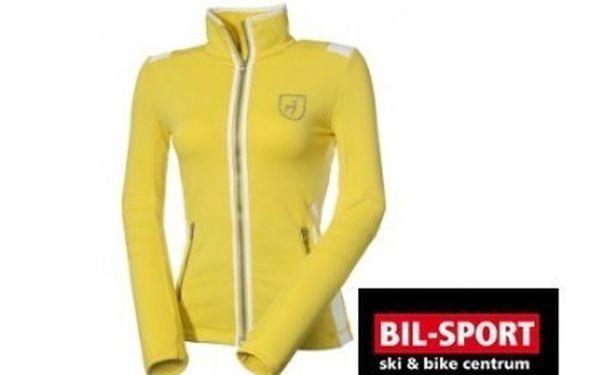 Využijte možnost 50% slevy z vašeho nákupu na veškeré zimní oblečení a lyže ze sezony 2010/11 v prodejně Bil-Sport na 300m2.