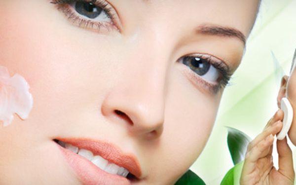 LUXUSNÍ PROCEDURA PRO VAŠI PLEŤ za 240 Kč!! Peeling, hloubkové čištění pleti, úprava a barvení obočí, kosmetická masáž obličeje a dekoltu...to vše a mnohem víc s 50% slevou!!!
