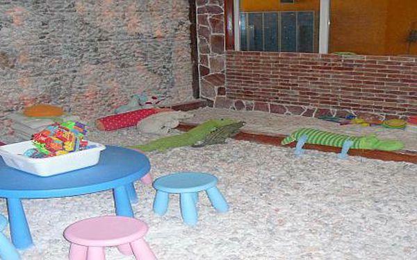 Připravte se na zimu a kupte si vstupné do solné jeskyně na Praze 10 - 2 vstupy pro děti (3-14 let) nebo ZTP