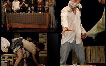 Užijte si ve dvou skvělý večer s 50% slevou! Zavítejte na brilantní tragifrašku Schovanka do divadla Pidivadlo za polovinu běžné ceny: DVĚ vstupenky celkem jen za 180 Kč!