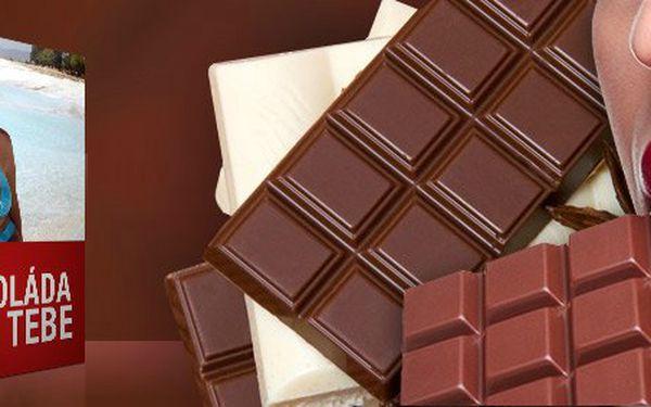 190 Kč za prvotřídní belgickou čokoládu (250 g) s vaší vlastní fotkou a textem na obalu! Ta nejkvalitnější čokoláda a originální dárek se slevou 51 %.