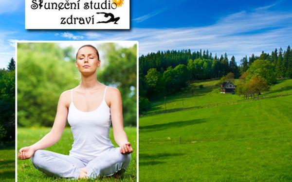 Víkend, který vás nabije energií. Jóga, relaxace, meditace, feng-shui… Budete se cítit jako znovuzrození! Jen za 2850 Kč místo 4600 Kč včetně ubytování v srdci Beskyd.