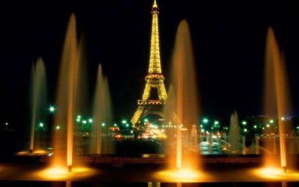 PAŘÍŽ: 2 dny pro 2 v luxusním 4* Hotelu Marriott Renaissance