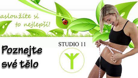 Chcete zhubnout, přibrat nebo prostě žít zdravě? Využijte odbornou kompletní analýzu Vašeho těla !!!