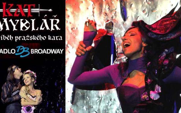 Největší hudební hvězdy, dokonalá show a strhující příběh = muzikálový hit kat mydlář!