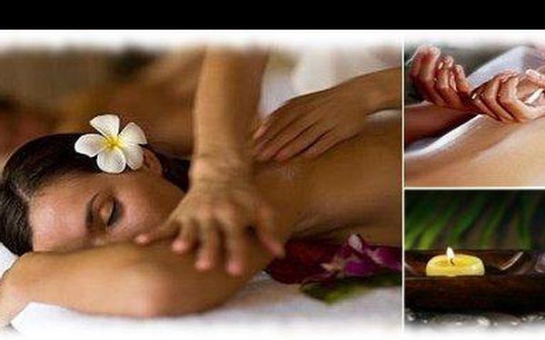 Vychutnej si 120 minutovou havajskou masáž s hlubokým terapeutickým účinkem spolu s 50% slevou na další masáž dle vl. výběru ve studiu Glamour, nyní s 57% slevou.