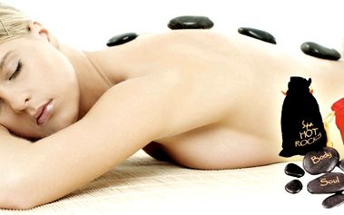 Skvělý dárek s úžasnou slevou! Horké lávové masážní kameny pro příjemnou domácí relaxaci nebo romantické chvíle.