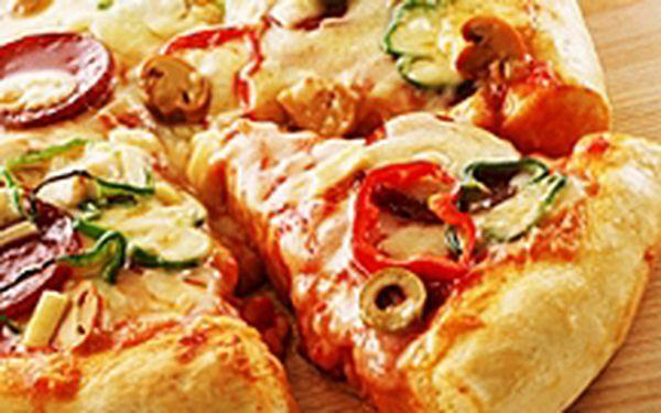 BIG pizza jen za 149,-