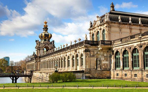 Jen 450 Kč za jednodenní autobusový zájezd do Drážďan a na zámek Moritzburg!
