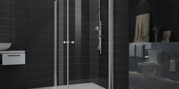 Sleva 18000 Kč!!! Luxusní sprchový kout se slevou 78% nyní pouze za 4990 Kč! Proměňte Vaši koupelnu na luxusní místo pro Váš odpočinek.
