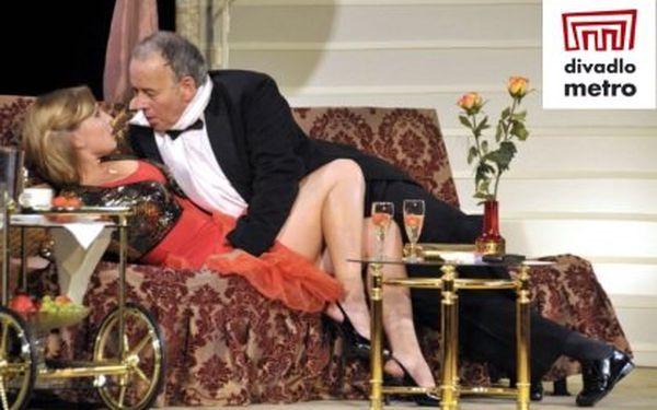 """Divadelní komedie – """"Poslední šance"""" s Lubou Skořepovou 7. listopadu nebo """"Dostanu tě na jahody"""" s Ivanem Vyskočilem 15. listopadu"""