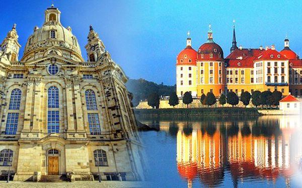 """Státní svátek 17.11.2011! Jednodenní Drážďany a návštěva zámku Moritzburg s výstavou """"Tři oříšky pro Popelku"""". Navštivte místo, kde se natáčela Popelka, a pak si užijte nádherné Drážďany a výhodné nákupy!"""