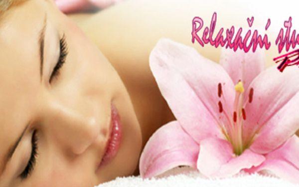 Kosmetické služby dle vlastního výběru v Relaxačním studiu Profi.