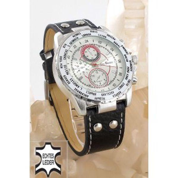 Masivní hodinky pánské za 499kč místo 1250kč super cena model b849 a Dopava zdarma