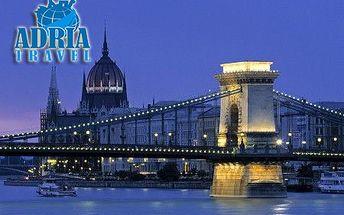 Celodenný VIANOČNÝ VÝLET do BUDAPEŠTI s návštevou Tropicaria a vianočných trhov od Adria Travel! Zažite najkrajšiu metropolu našich južných susedov len teraz s 32% zľavou!