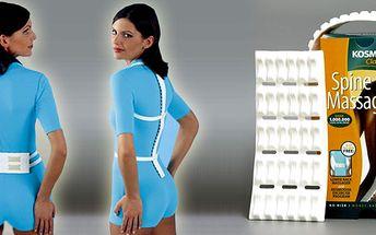 Bolavá záda? Nyní je tu skvělé řešení, které znáte z TV - Kosmodisk Classic! Vyzkoušejte toto skvělé zařízení a dejte konec bolesti zad!!