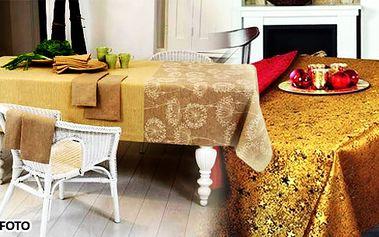Vánoční ubrusy! Nabízíme kvalitní vyšívané Vánoční i celoroční ubrusy na přírodním materiálu, bavlně nebo teflonové úpravě. Ozdobte si Vánoční tabuli krásným ubrusem!