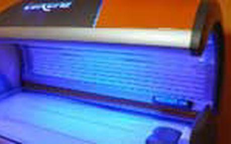 219 Kč místo 550 Kč za permanentku (550 kreditů) do solárního studia Karibik! Vertikální i horizontální solária pro perfektní opálení a Fitness vibrační deska na hubnutí i formování postavy s 60% slevou !