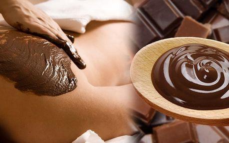 490 Kč za 90 minut čokoládové masáže - královna mezi masážemi!! Nenechte si ujít šanci prožít tento luxusní prožitek z té nejkvalitnější masáže! Skvělé také jako dárek!