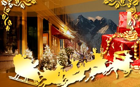 Nesněte o bílých Vánocích! Přijeďte si je užít do Tater bez stresů a shonu a ještě k tomu za ceny na dně!