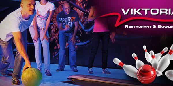 BOWLING ZA POLOVIC!!! 1 hodina Bowlingu až pro 6 osob za vykutálených 123 Kč!! Zakoulejte si s kamarády a poražte zajetou zábavu i stereotyp jednou ranou!!