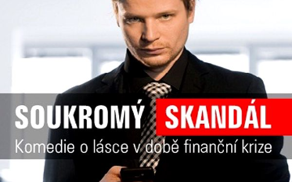 Divadelní komedie Soukromý skandál, s hvězdným obsazením, za skandálně nízkou cenu 189 Kč! Přijďte se zasmát s vašimi oblíbenými herci se skvělou slevou 48%!