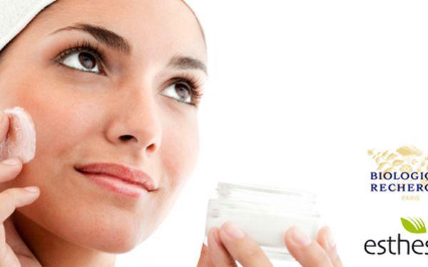 Zkrášlení obličeje na TOP 5 klinice v Praze! Kompletní péče, kde zjistí přesný stav vaší pleti a dokonale ji ošetří francouzskou kosmetikou Biologique Recherche + závěrečné nalíčení.
