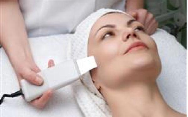 Prvotřídní hloubkové čištění pleti revolučním ultrazvukovým přístrojem, včetně odlíčení, peelingu a liftingu za pouhých 289,- kč. Vaše kůže bude opět hladká, pružná a rozjasněná! Uvolněte ucpané póry, zbavte se nečistot a akné. Zjemněte vrásky a jizvy.