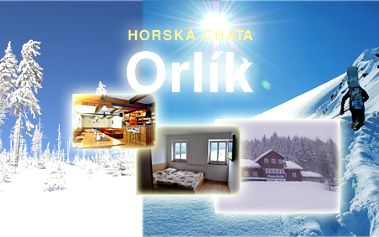 Ubytování s polopenzí a včetně wellness pro dvě osoby na 5 dní v luxusní horské chatě Orlík přímo na sjezdovkách v Peci pod Sněžkou! V cenně ski-pas nebo výuka s instruktory a nebo útrata v horské chatě! Děti do 12 let zdarma!