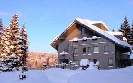 Ski a Wellness víkend v Harrachově