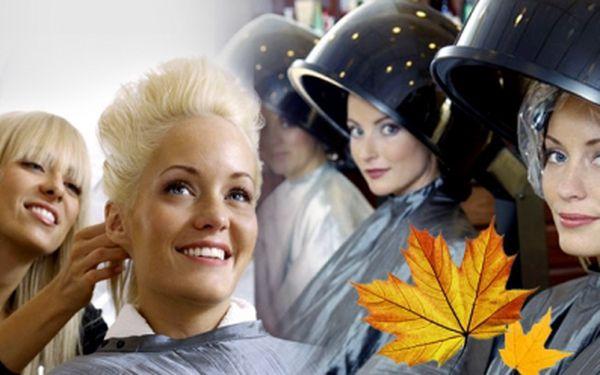 SŘIHNĚTE SI NOVÝ ÚČES V KADEŘNICTVÍ RIK za 140 Kč! Nedovolte, aby Vaše vlasy byly smutné jako podzimní počasí a dopřejte jim hloubkovou regeneraci a nový střih. Kadeřnický balíček s 51% slevou v obci Bílý kostel nad Nisou!
