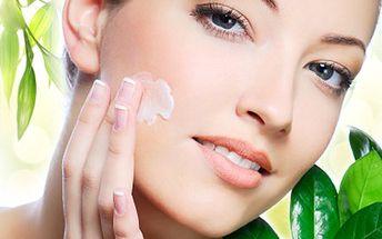 Komplexní kosmetické ošetření vaši unavenou pleť v krásnou znovu změní. 50% sleva na kosmetické ošetření s řadou procedur a dárkový poukaz v hodnotě 300 Kč zdarma.