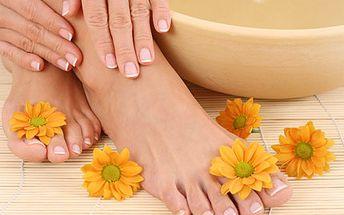 Zhýčkejte své nohy nadstandartní péčí! Profesionální pedikúra stres i nehty léčí. 52% sleva na ošetřující suchou pedikúru v libereckém studiu Vizáž.