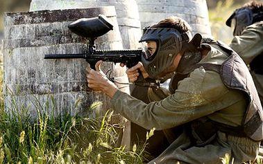Vydejte se s přáteli na válečnou stezku a užijte si na žateckém letišti PAINTBALL přestřelku. 50% sleva na střílečku jak se patří! 150 kuliček a zapůjčení veškerého vybavení pro kvalitní PAITBALL v otevřeném bojišti areálu žateckého letiště.
