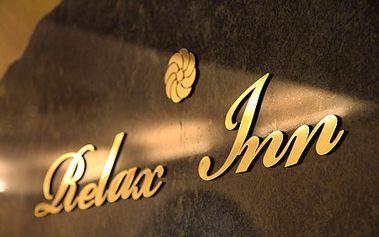 1 noc s raňajkami pre 2 osoby v hoteli Relax Inn v Prahe so zľavou až 55%! Navštívte stovežatú Prahu vo dvojici!