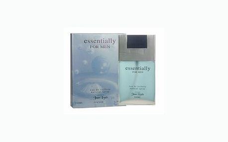 Sleva 60% na pánský parfém ESSENTIALLY FOR MEN, jehož vůně je jemná a čistá jako pramenící voda!