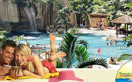 Zájezd do Tropical Islands ve čtvrtek 17.11. 2011+ vstupné za zvýhodněnou cenu se slevou 31 %