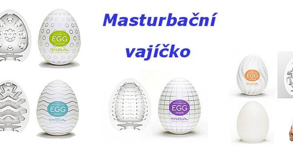 Revoluční masturbátor 21. století, Tenga vajíčko se kterým prožijete orgasmy jako nikdy předtím. Je to nejprodávanější vzor masturbačního návleku v diskrétním a vtipném provedení. Na výběr máte ze 3 typů, tak neváhejte vyzkoušet všechny!