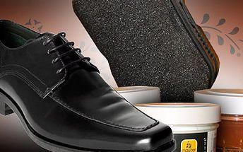 Úžasných 51 Kč za luxusní krém na boty! Začíná pomalu zima a s ní doba chemicky ošetřených chodníků! Chraňte Vaše botičky s fantastickou slevou 64 %!