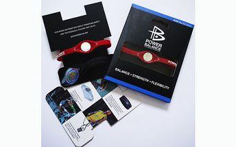 Náramek Power Balance za nejlepší cenu na trhu 99 Kč včetně poštovného a balného místo původních 399 Kč!! Neplatíte žádné další poplatky, jako jinde!! Výběr ze sedmi barev!!
