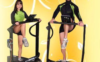 Jedna lekce revolučního, vysoce účinného cvičení Alpinning (Indoor Walking) za neuvěřitelných 49 Kč! Odreagujte se a pořádně protáhněte kostru s parádní slevou 51%!