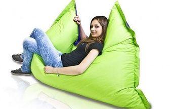 Originální sedací pytle od 1299 Kč! Uvelebte se do jednoho ze tří originálních sedacích vaků!