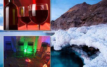 Noční romantika v solné jeskyni pro dva se 44% slevou!