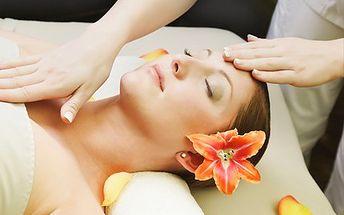 Andělská hudba, doteky maséra, ve chvíli poznáte, co je to nádhera. Hodinová andělská masáž, léčení energií Reiki a kineziologie se slevou 50 %.