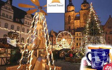 Výlet na vánoční trhy do Drážďan s 30% slevou. Doprava, svařák a bratwurst v ceně!