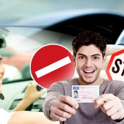 Řidičák na auto jako dárek k Vánocům se super slevou jen za 6.999 Kč! Nejlepší český řidič naučí řídit Vás nebo Vaše blízké. Pozor, k dispozici pouze 30 voucherů! Sleva 36%!