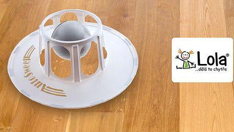 Ukliďte si bez práce a pořiďte si RoboMop s 50% slevou!!! RoboMop Vám usnadní úklid podlahy tak, že budete mít více času na důležitější věci nebo na odpočinek.