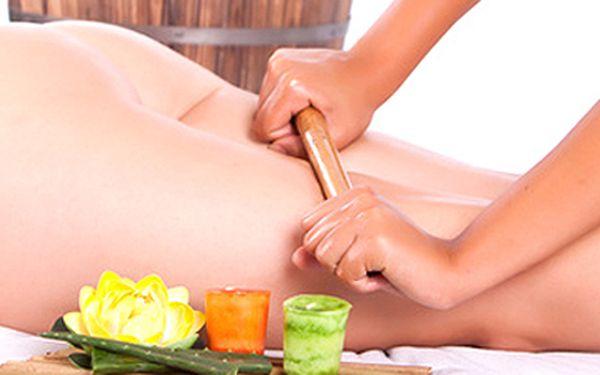 Bamboo terapie - Bambusová masáž dolních končetin. Jedinečná masážní technika pro boj s celulitidou! Jako bonus kosmetické poradenství pro Vaši pleť.
